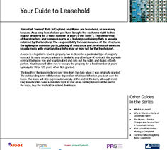 Guide to Leasehold pic